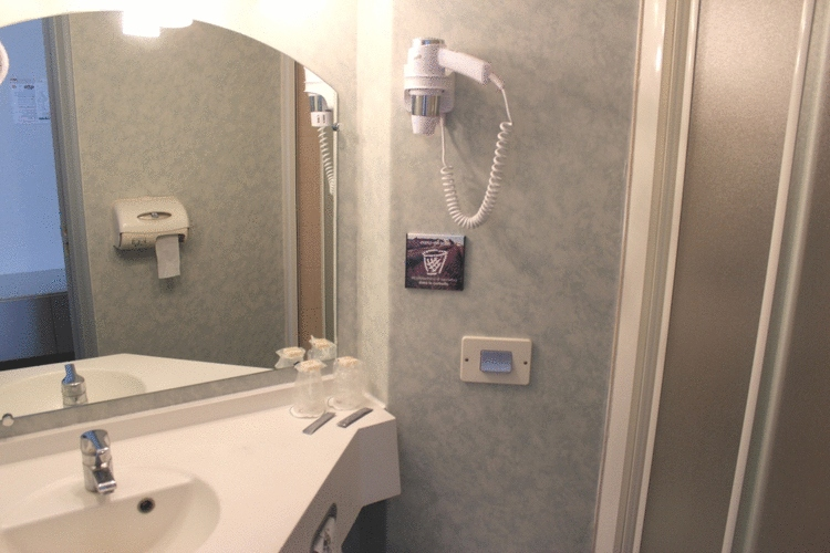 8 Salle de bain privative fonctionnelle