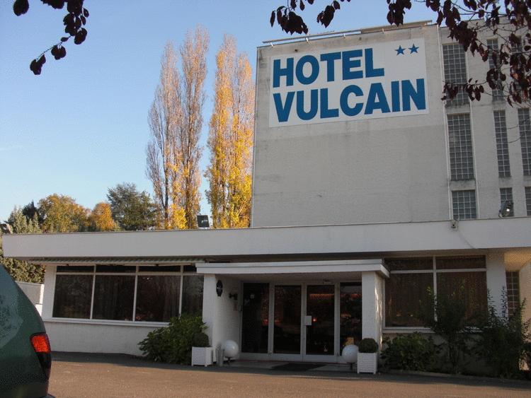 Hotel Vulcain Saint Chamond