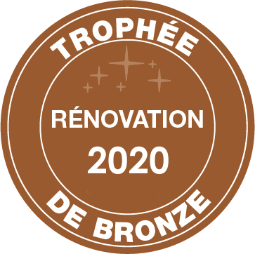 Rénovation Bronze 2020